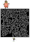 Image labyrinth