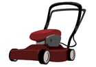 Image lawn mower