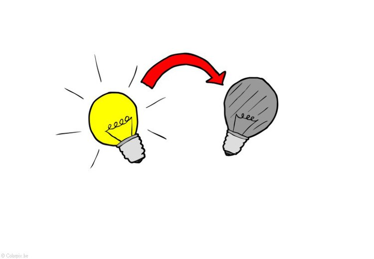 Image Lights out - Energy saving