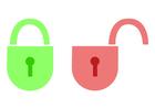 Image locks