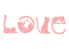 Image love - cats