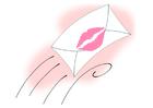 Image love letter