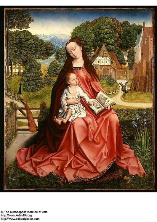 Image Madonna with Child