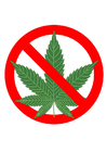 Images marihuana prohibited