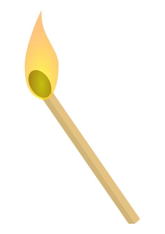 how to permanent match sticks work
