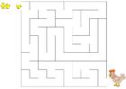 Image maze chicken