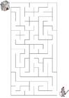 Image maze knight