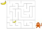 Image maze monkey