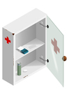 Image medicine cabinet