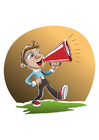 Image megaphone