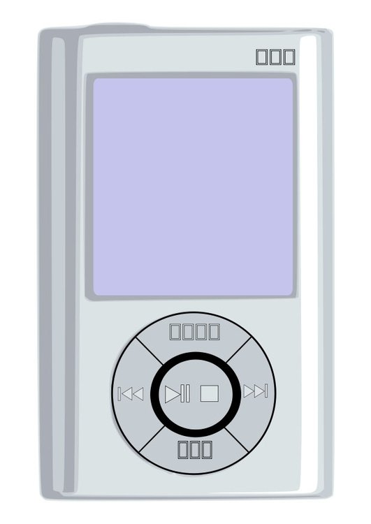 Image mp3 player