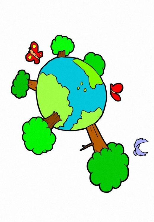 Nature - Climate - the earth