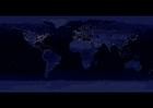 Photo night image Earth