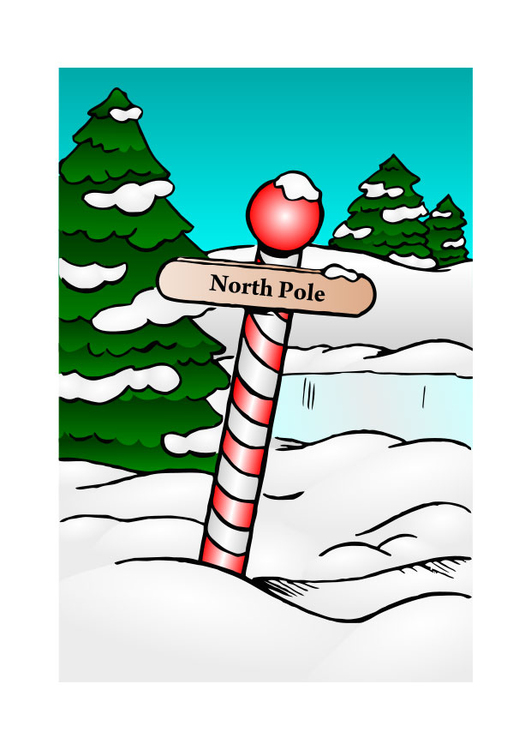 Image north pole