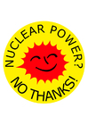 Image nuclear power no thanks