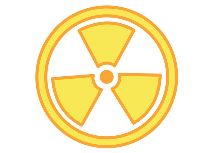 Image nuclear symbol