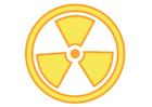 Image nuclear symbol
