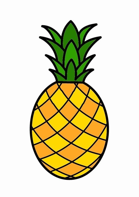 Image pineapple