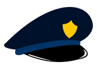 Image police hat