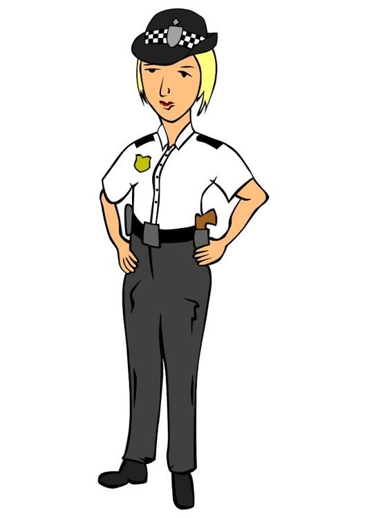 Image Police Officer Img 11445