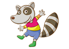 Images racoon