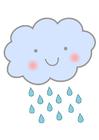Image rain-cloud