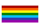 Image rainbow flag