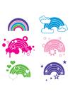 Image rainbows