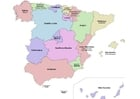Images regions of Spain