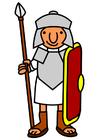 Image Roman soldier