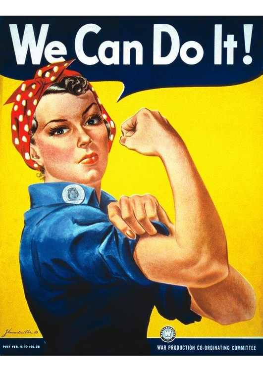 Image Rosie  the Riveter
