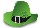 Images Saint Patrick's Day hat
