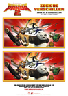 Image seek the difference - Kung Fu Panda 2