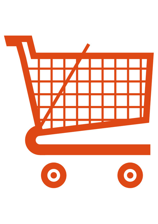 Image shopping trolley