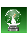 Image snow globe