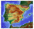 Images Spain surface shape