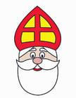 Image St. Nicholas Face