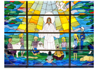 Images stained glass