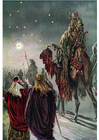 Image star of Bethlehem