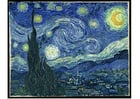 Images Starry Night - Vincent Van Gogh