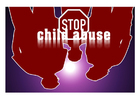 Images stop child abuse