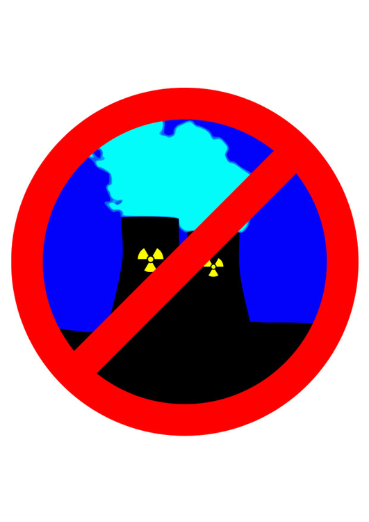 Image stop nuclear power