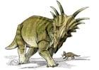 Image Styracosaur dinosaur