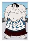 Image sumo wrestler