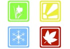Images symbols seasons