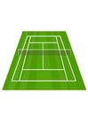 Image tennis court
