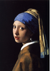 Image The Girl with a Pearl Earring - Johannes Vermeer