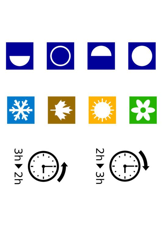 time - seasons