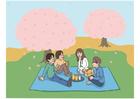 Image to picnic
