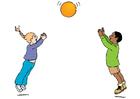 Image to play ball